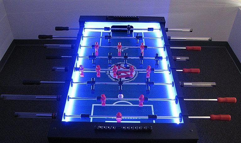 Warrior Table Soccer Professional Foosball Table Indoor