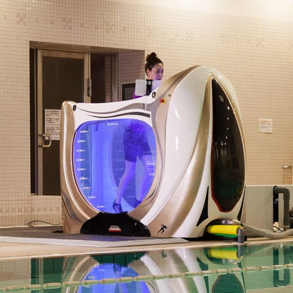 Water Walker & Spa Steed Pro Athlete Therapy