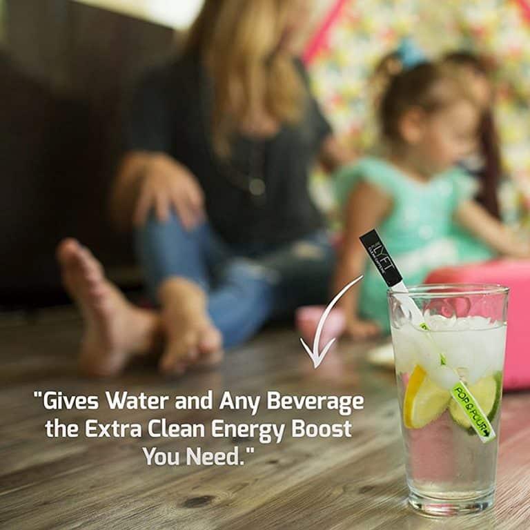 pureLYFT Energy Stir Sticks Beverage