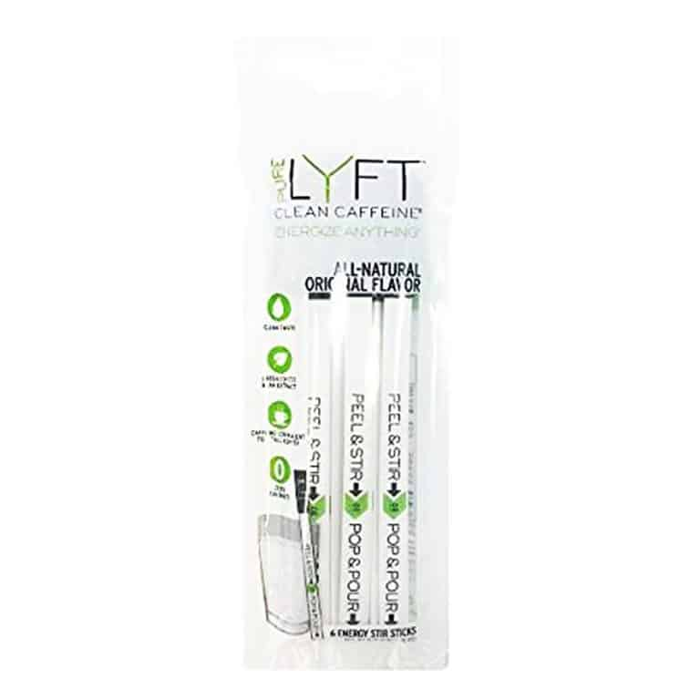 pureLYFT Energy Stir Sticks Green Coffee Extract