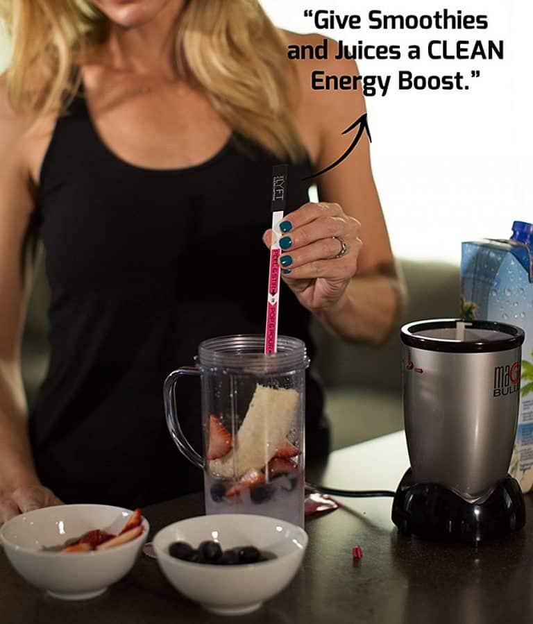 pureLYFT Energy Stir Sticks Natural