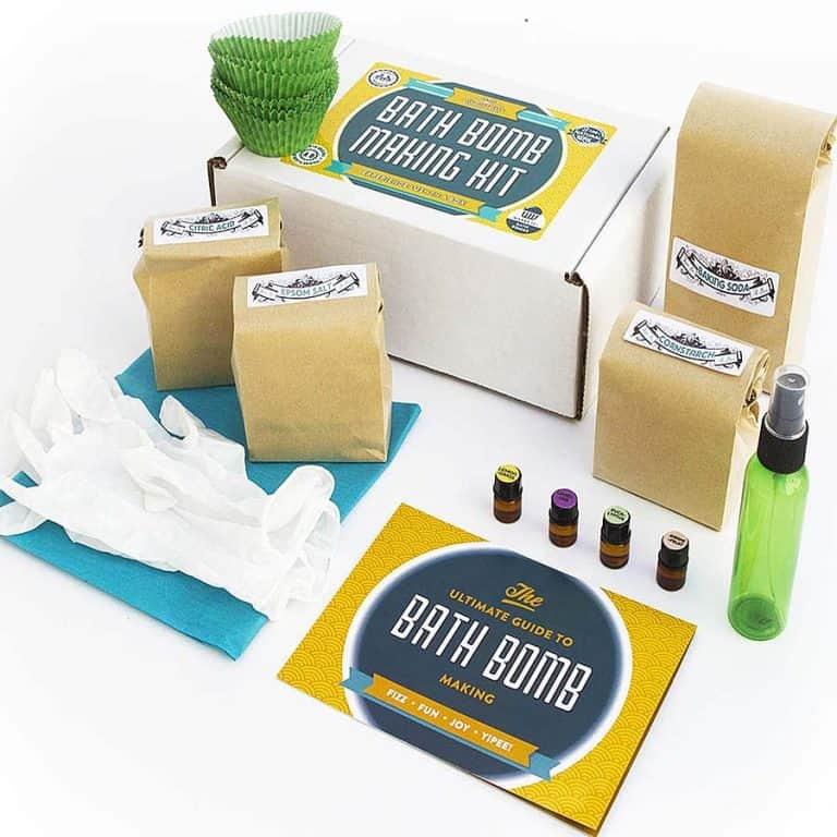 Bath Bomb Kit Co. Bath Bomb Making Kit DIY product