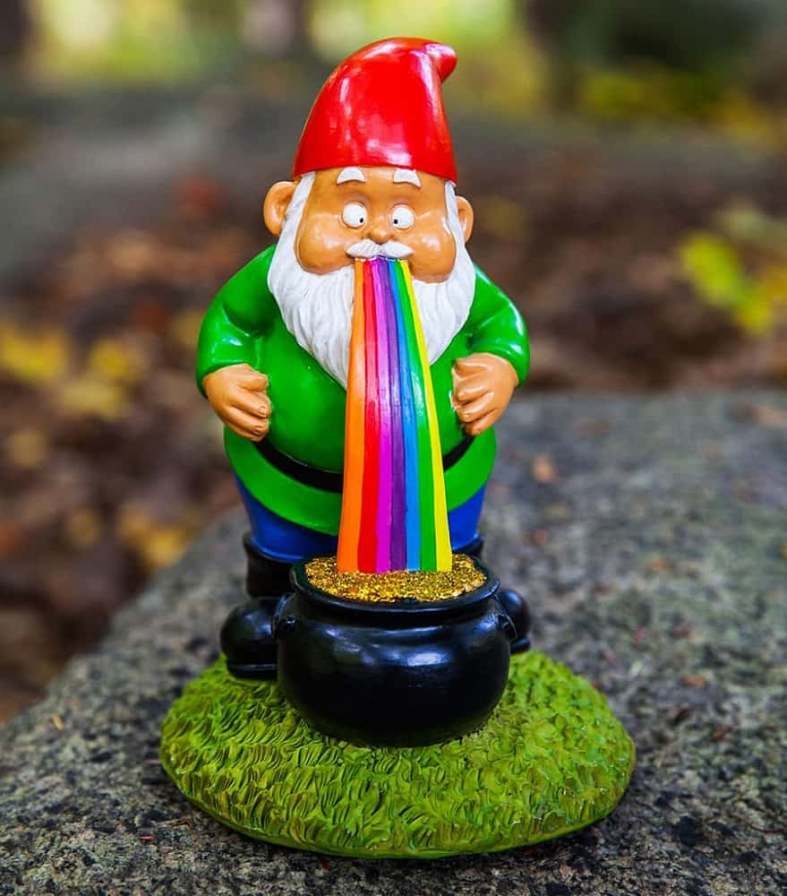 We gnome you'll love it.