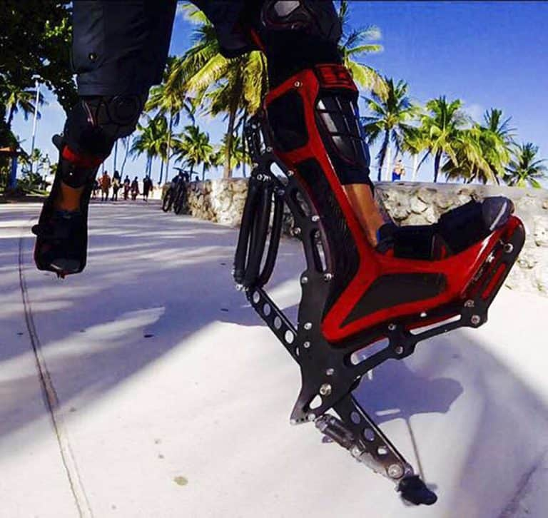 Bionic Boot Novelties