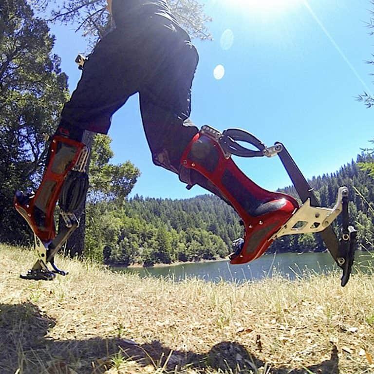 Bionic Boot Outdoor Activity