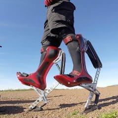 Bionic legs? Check!