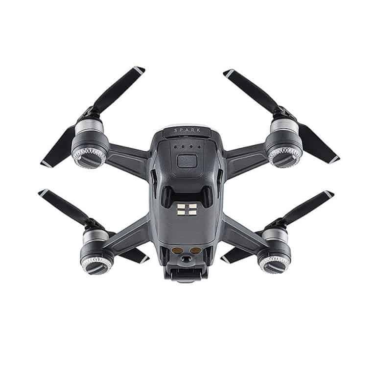 DJI Spark Mini Drone Gimbal Stabilization