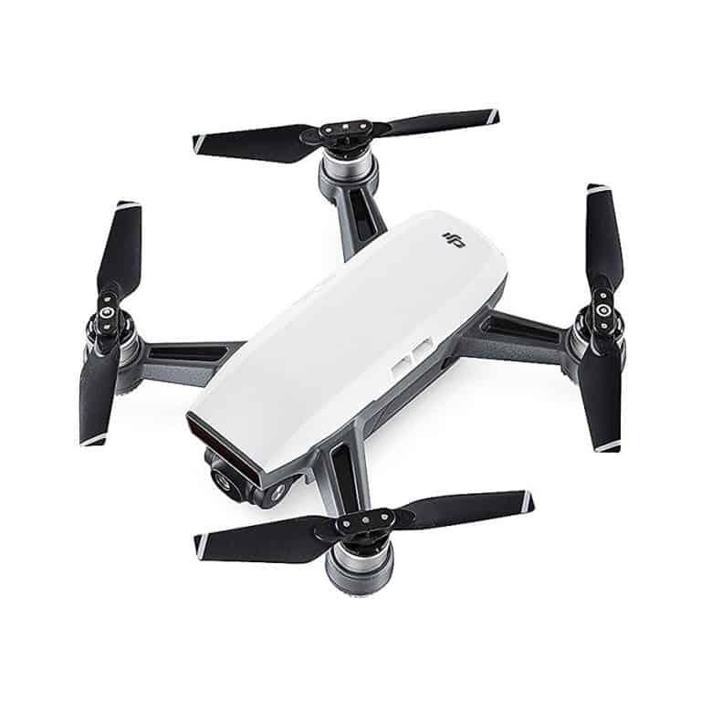 DJI Spark Mini Drone Intelligent Flight Mode
