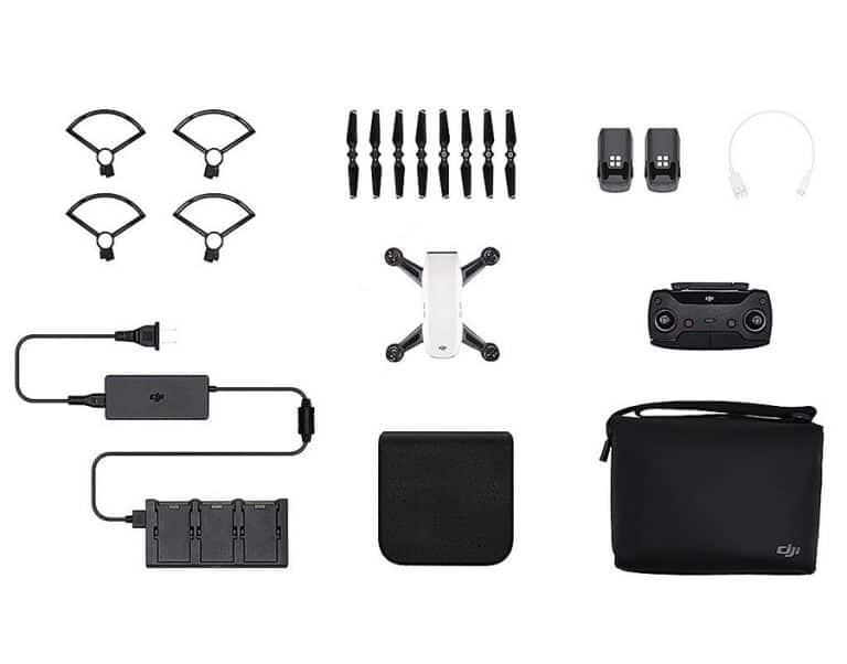 DJI Spark Mini Drone Parts and Accessories