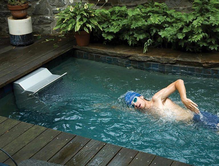 Endless Pools Fastlane Swimming