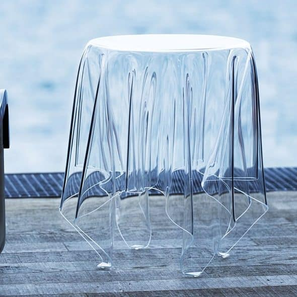 Essey Illusion Side Table Furniture