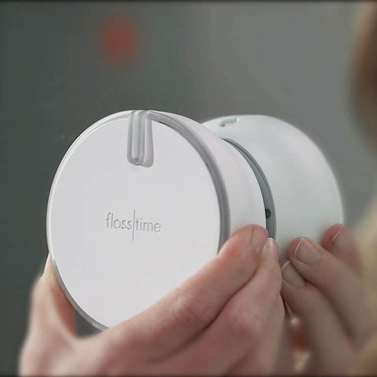 Flosstime Automated Floss Dispenser Hygiene