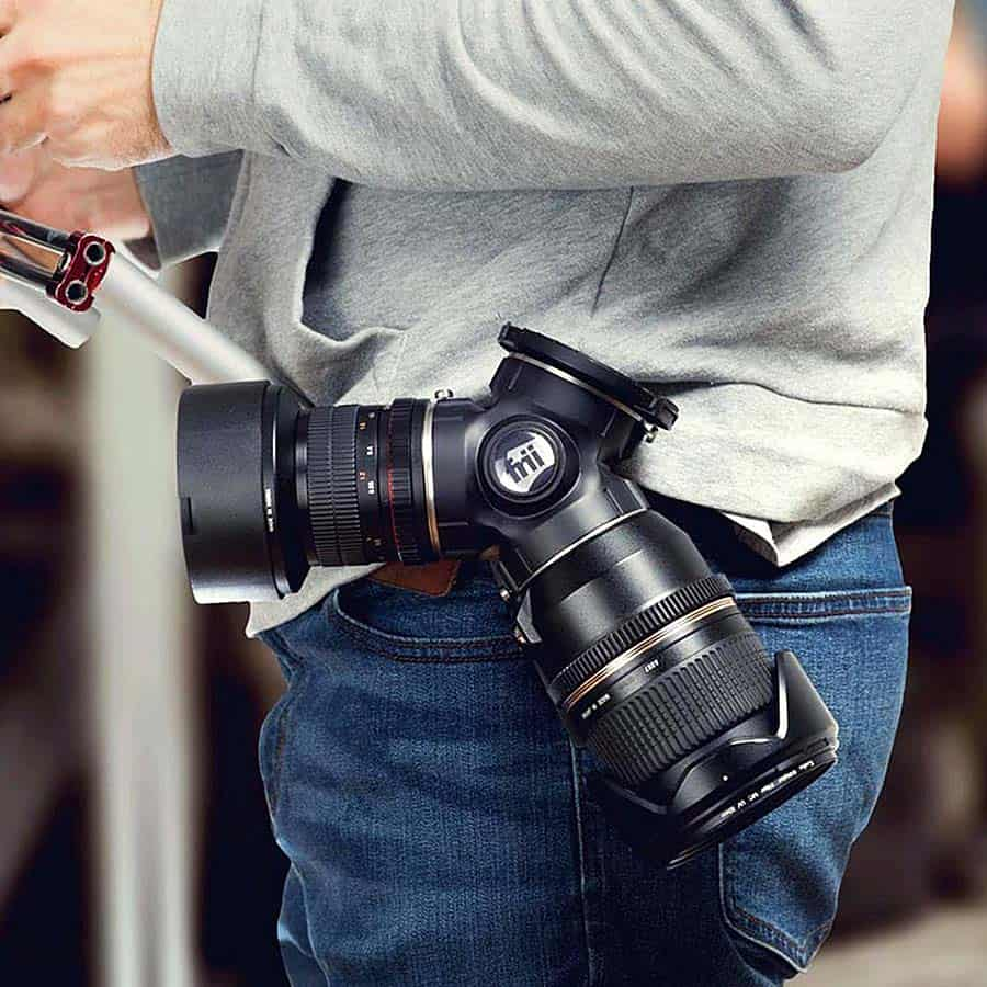 Frii Designs TriLens DSLR product