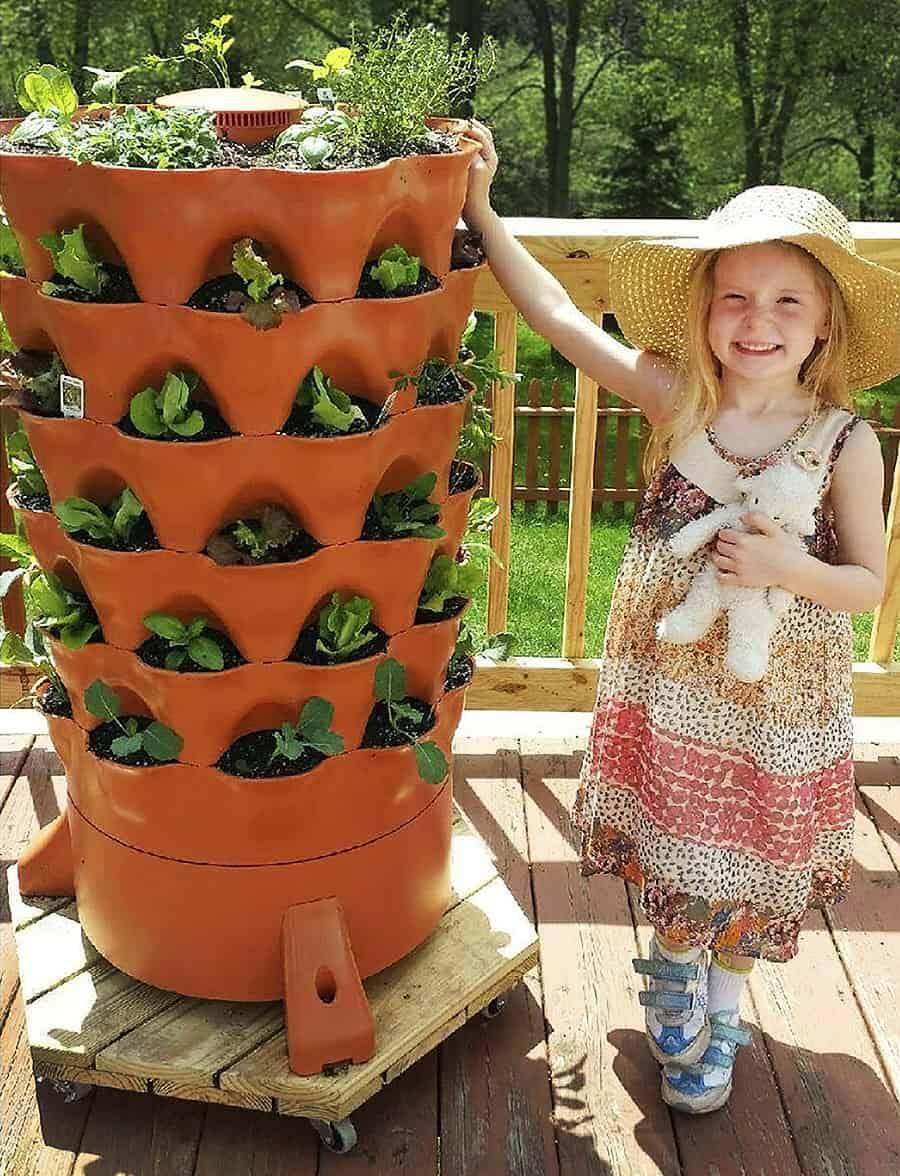 Garden Tower Project Garden Tower 2 - NoveltyStreet