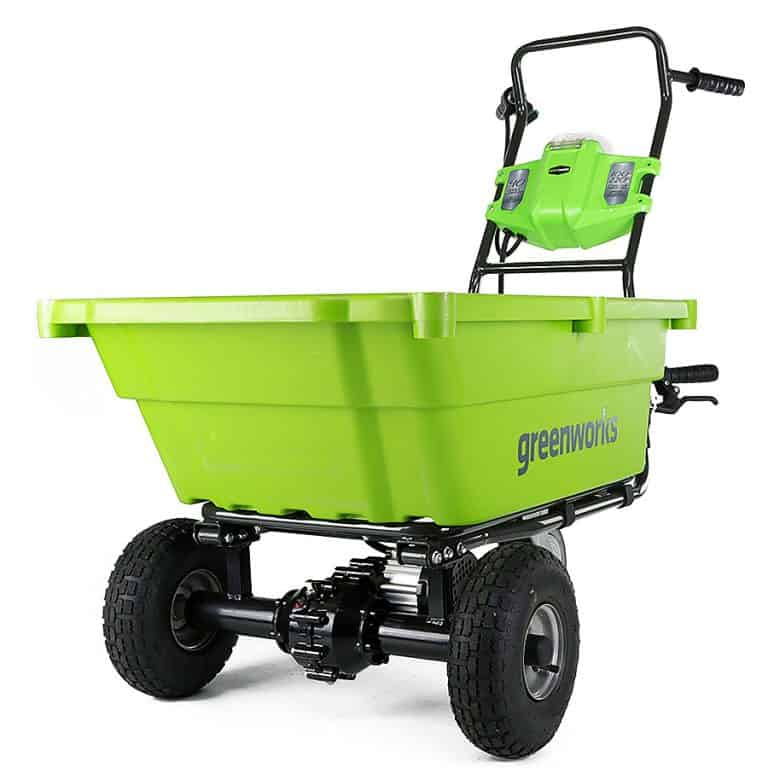GreenWorks 40V Power Cart Tool