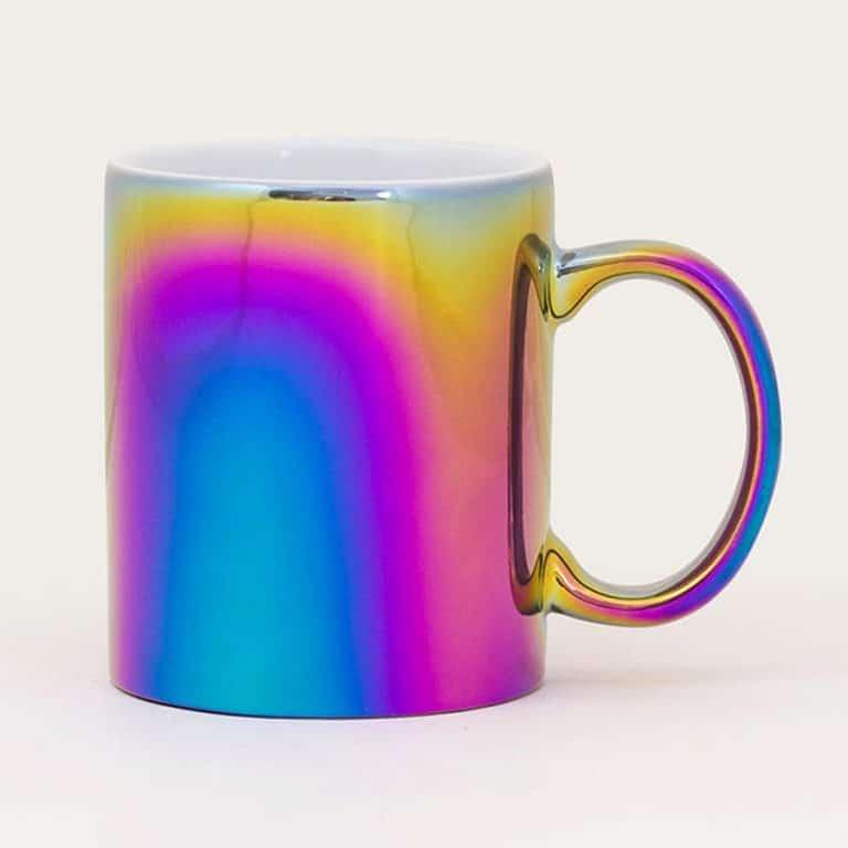 Iridescent Mug Drinkware