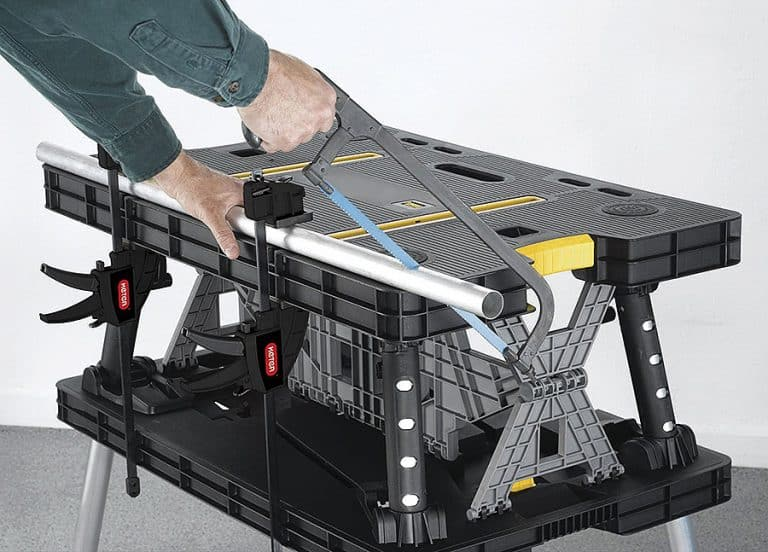 Keter Folding Work Table Design for Professional