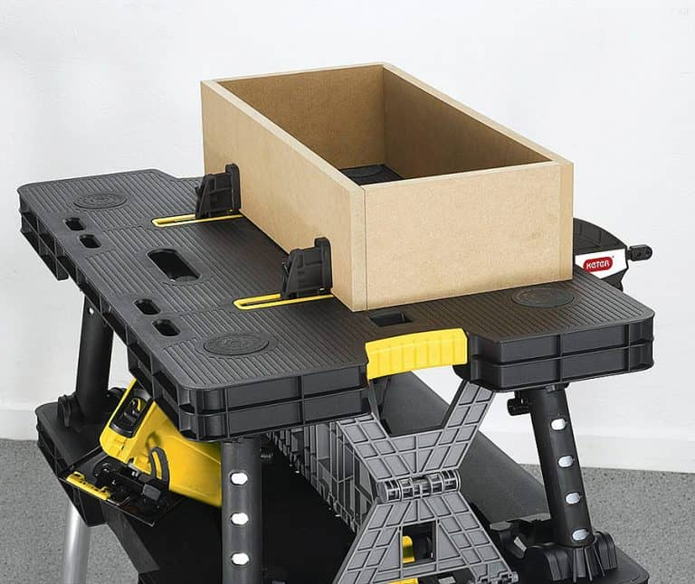 Keter Folding Work Table Work Space