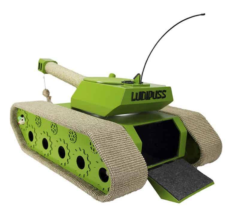 Ludipuss Cat Tank Custom Built