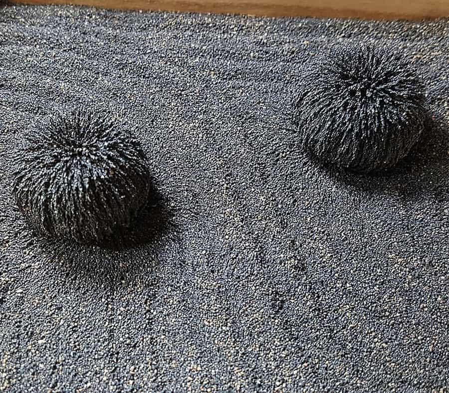 MagZen Magnetic Zen Garden Kit Magnetic Sand