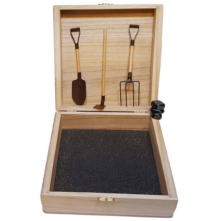 MagZen Magnetic Zen Garden Kit Mini Garden