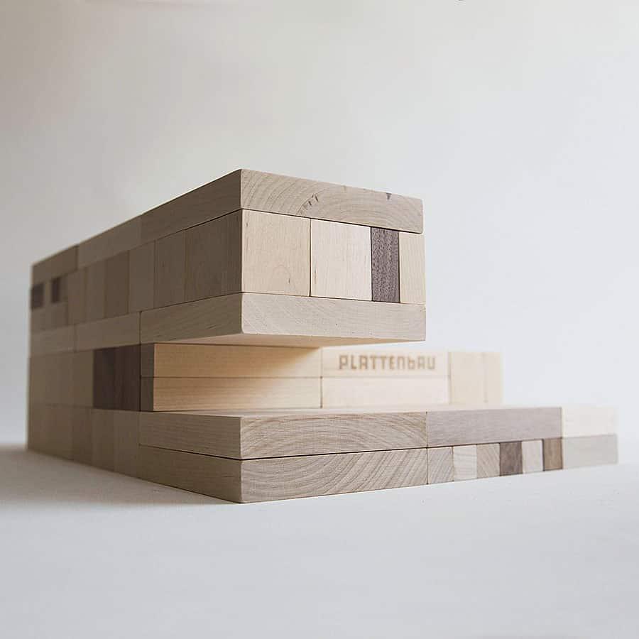 Plattenbau Design Prefab Display