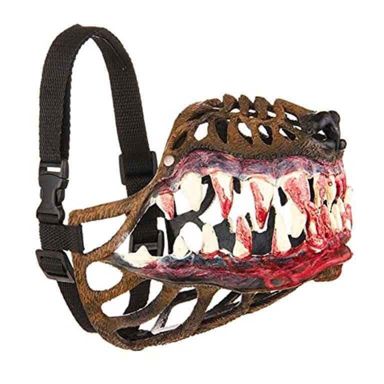 Reedog Werewolf Dog Muzzle Accessory