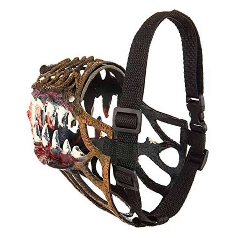 Reedog Werewolf Dog Muzzle Pet