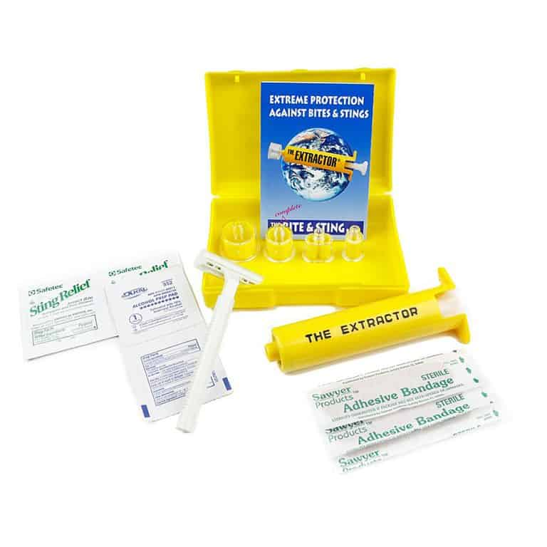 Sawyer Products Bite and Sting Extractor Kit First Aid