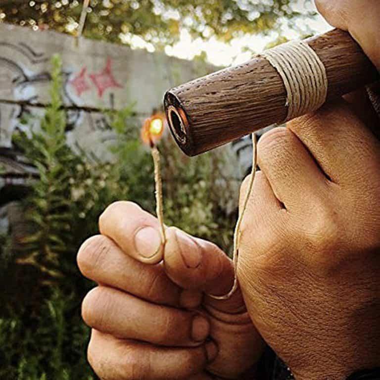 Smoak Og Cigar Pipe North American White Oak