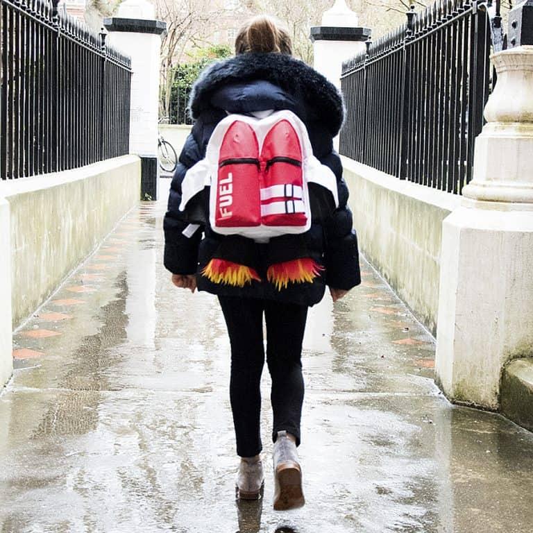 Suck UK Jetpack Backpack Novelty Item