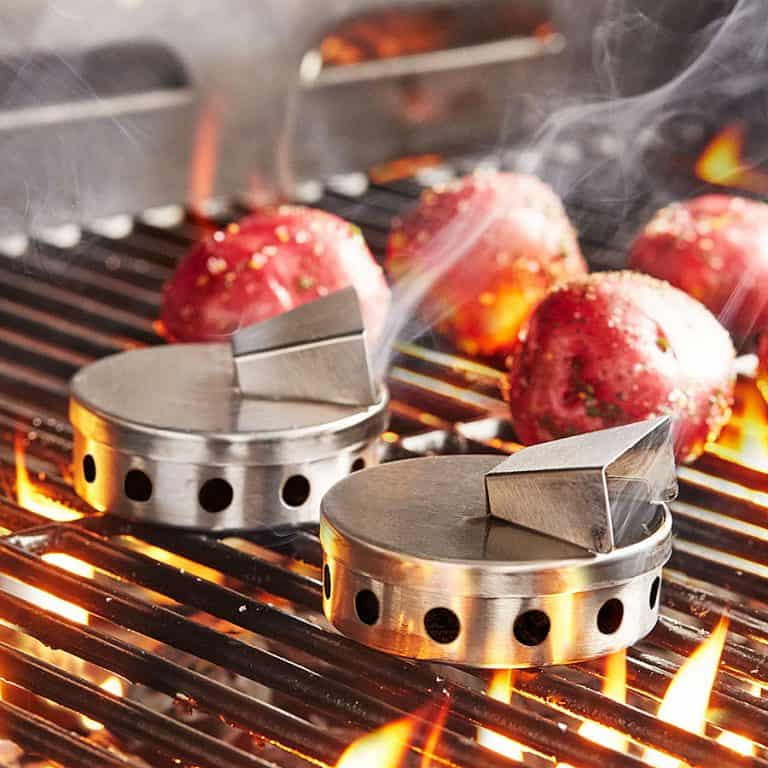 Sur La Table Smoke Pucks Grill