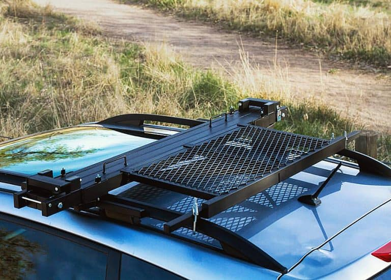 TrailNest Roof Top Hammock Stand System Roof Rack
