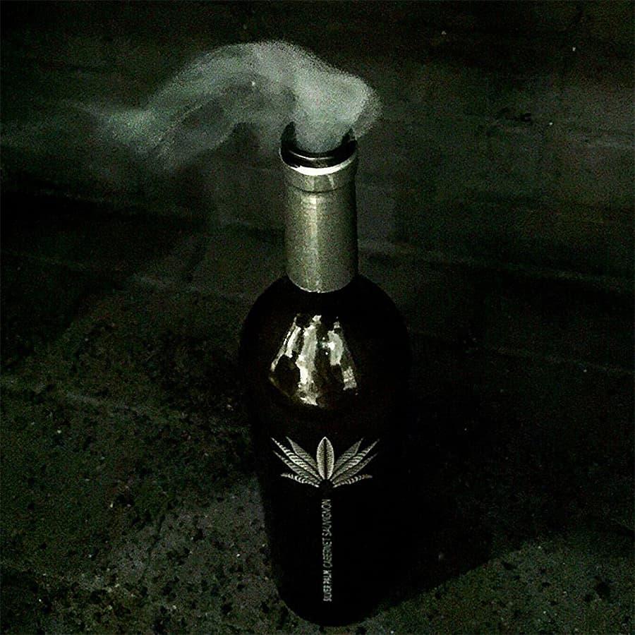 Vape Shot Alcohol Vaporizing Spirit Pump Drink