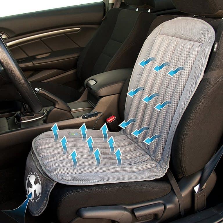Wagan Cool Air Car Cushion Car Seat