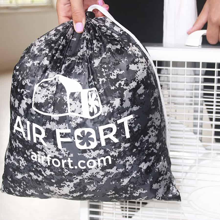 Air Fort Digital Camo Fort Machine Washable