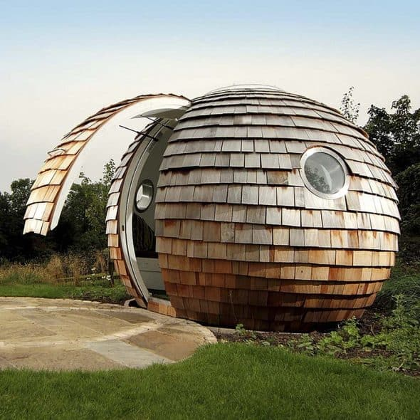Archipod Garden Office Architecture