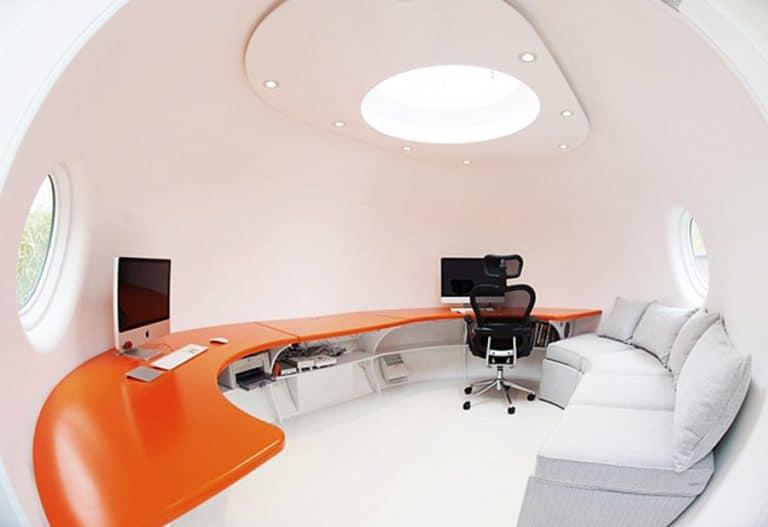 Archipod Garden Office Eco Friendly Building