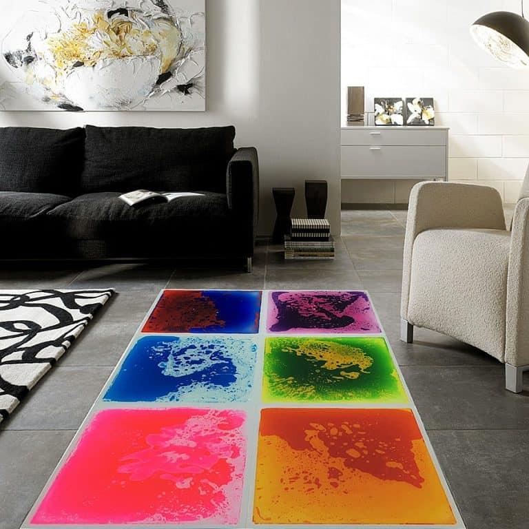 Art3d Liquid Fusion Dance Floors Floor Tile