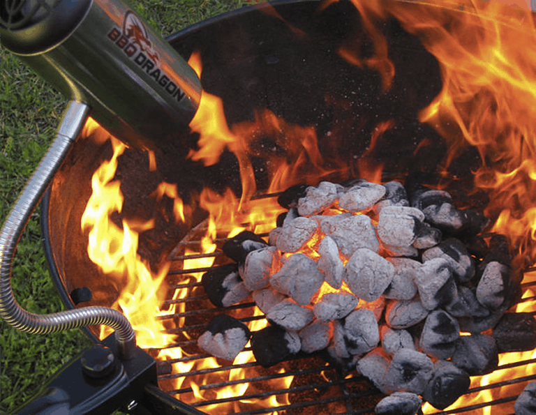 BBQ Dragon Fire Supercharger Household Appliances