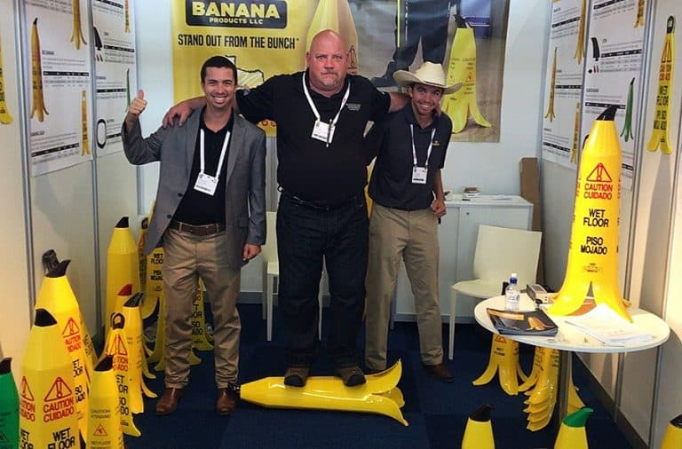 Banana Products Banana Cone Warning Device