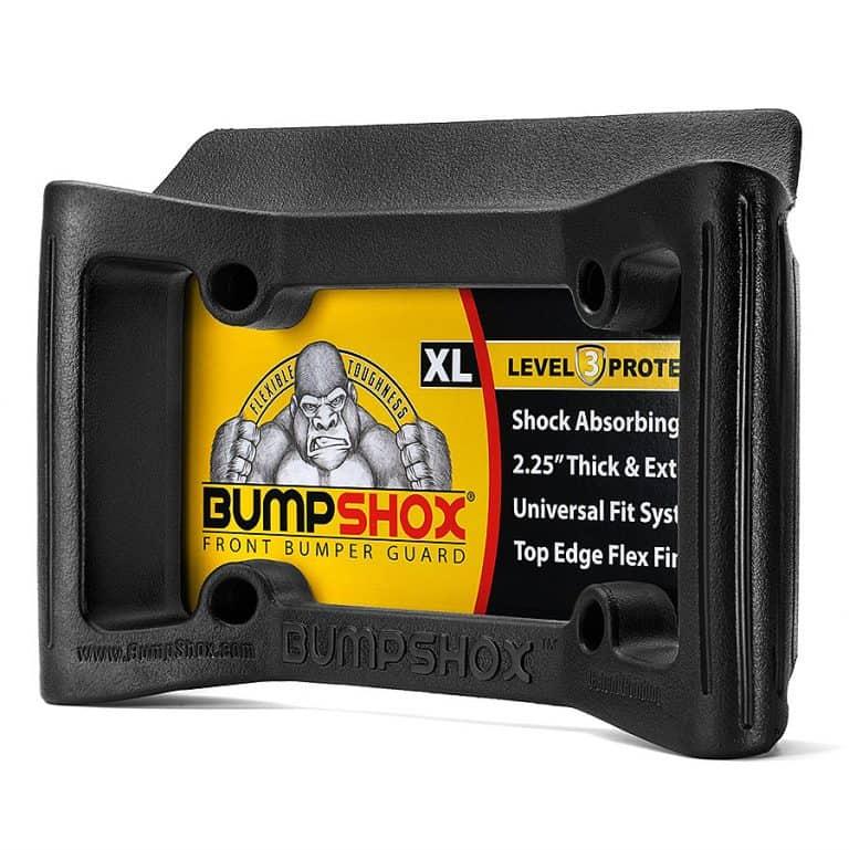 BumpShox XL Front Car Bumper Protection Bumper Safety