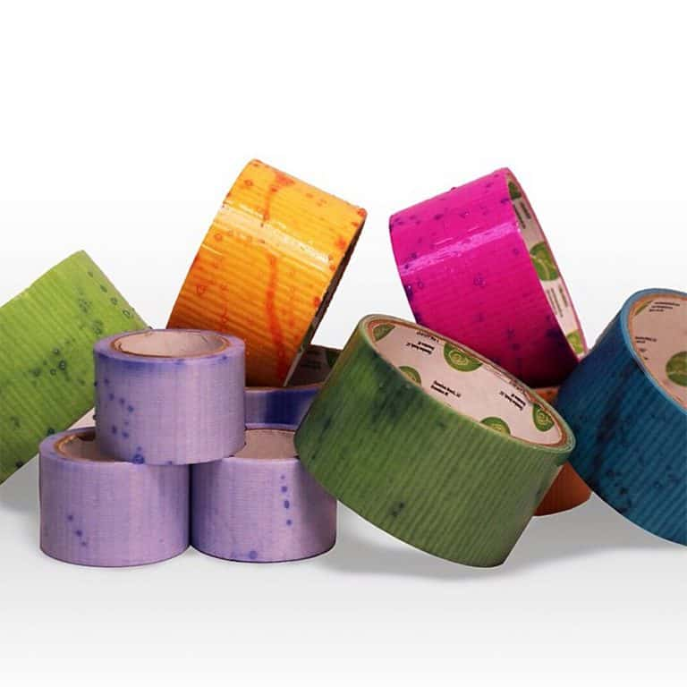 Chameleon Skinz Color Changing Tape Art