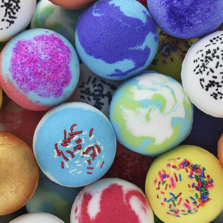 Da Bomb Fizzers Fragrant Bath Bombs Novelty