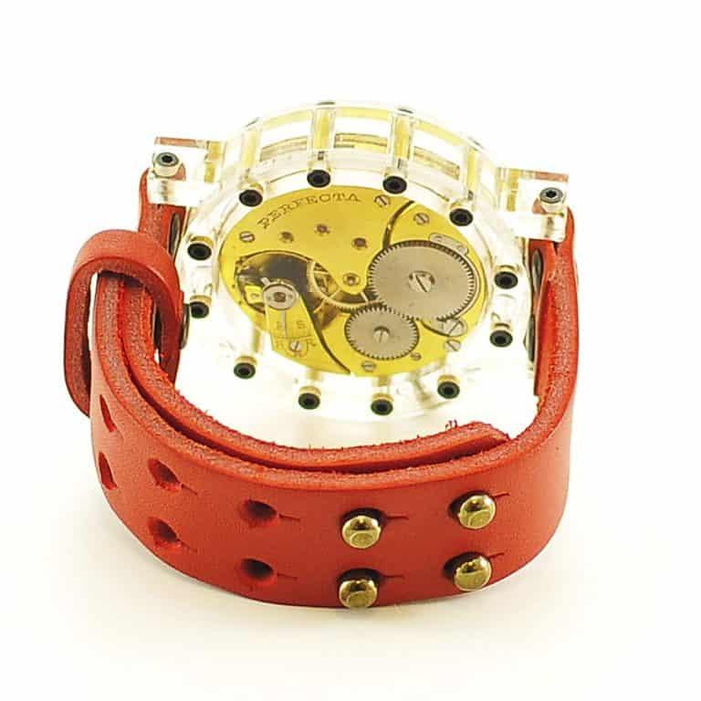 Deo Juvante Watch One Of A Kind Swiss Skeleton Watch Jewelry