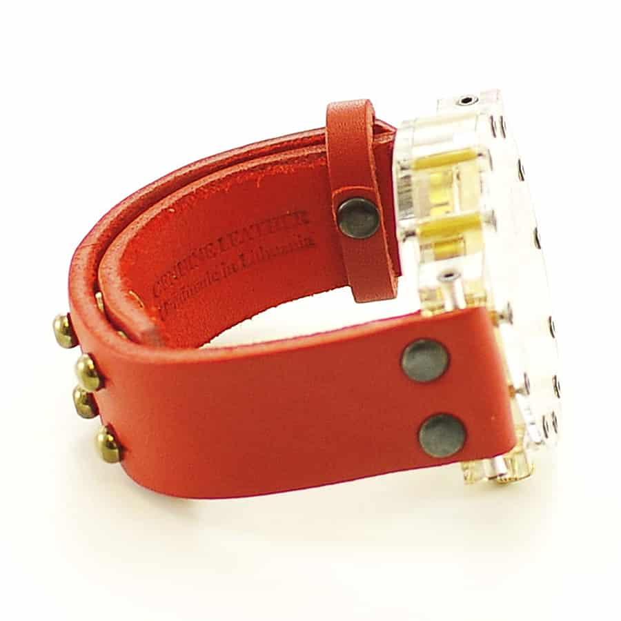 Deo Juvante Watch One Of A Kind Swiss Skeleton Watch Men's Accessory