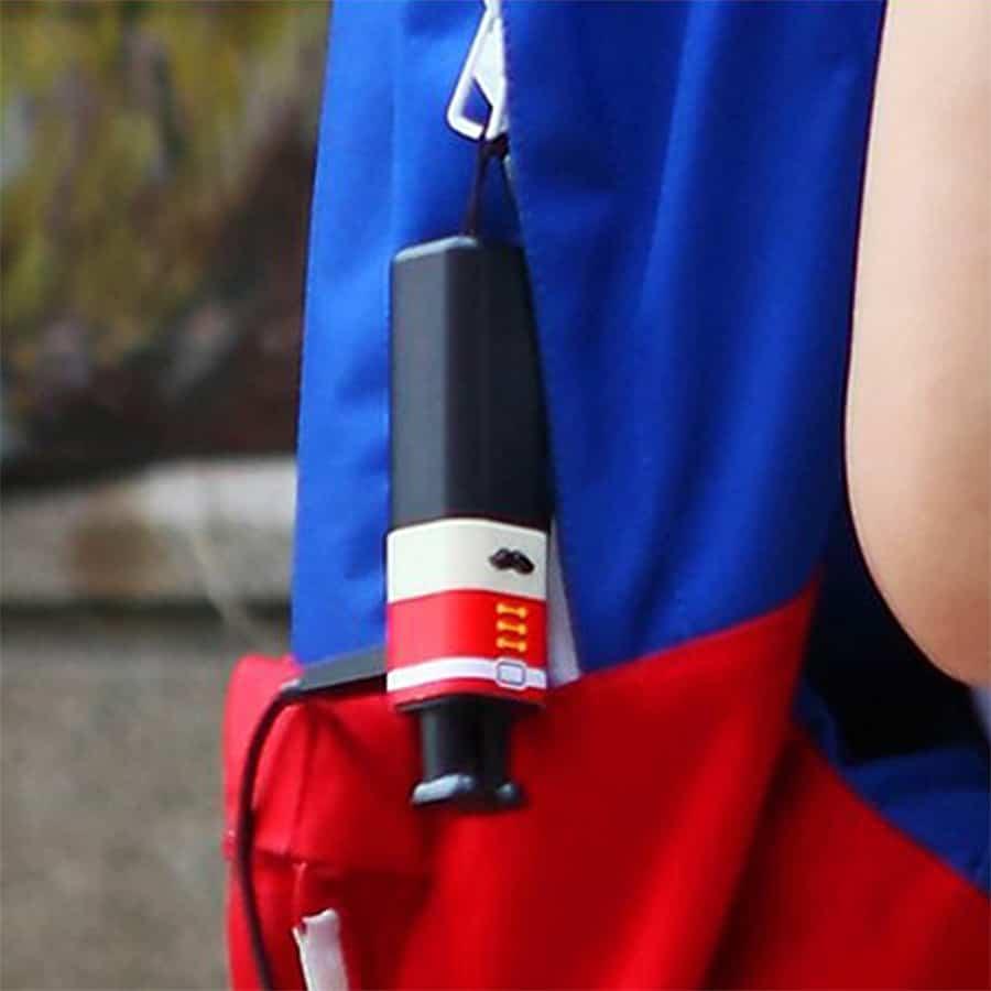 Emie Jack Power Bank Portable Keychain
