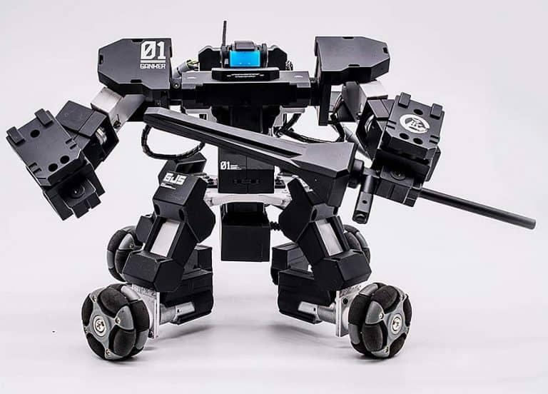 Ganker Fighting Robot Games