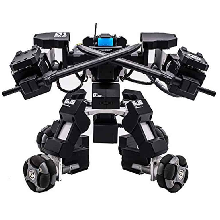 Ganker Fighting Robot Machine