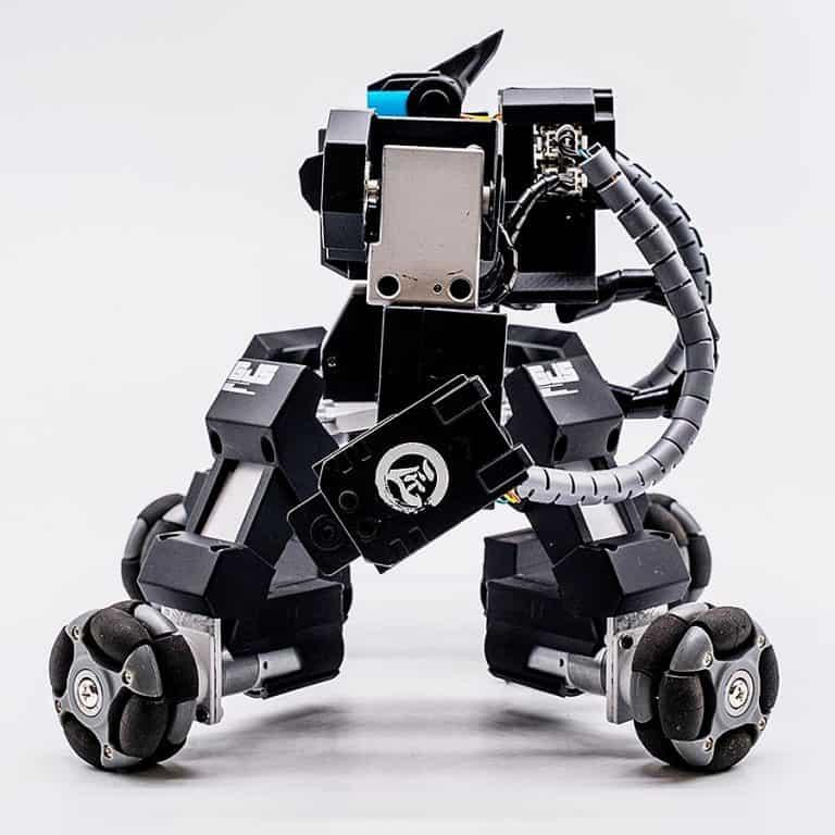 Ganker Fighting Robot Robots